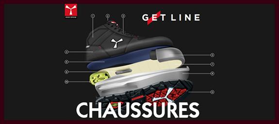 Catalogue chaussures Payperwear