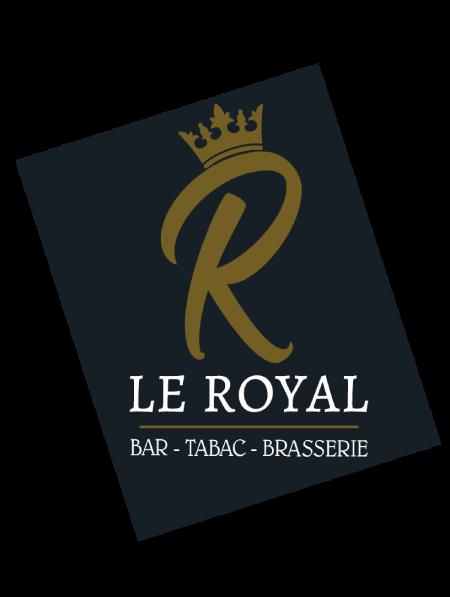"""Logo du bar """"Le Royal"""""""